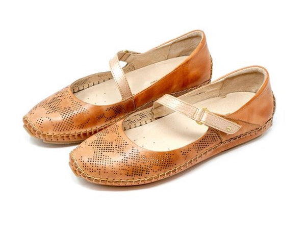 Pikolinos Jerez in Brandy Brown Leather $199, Our Beautiful Price $139