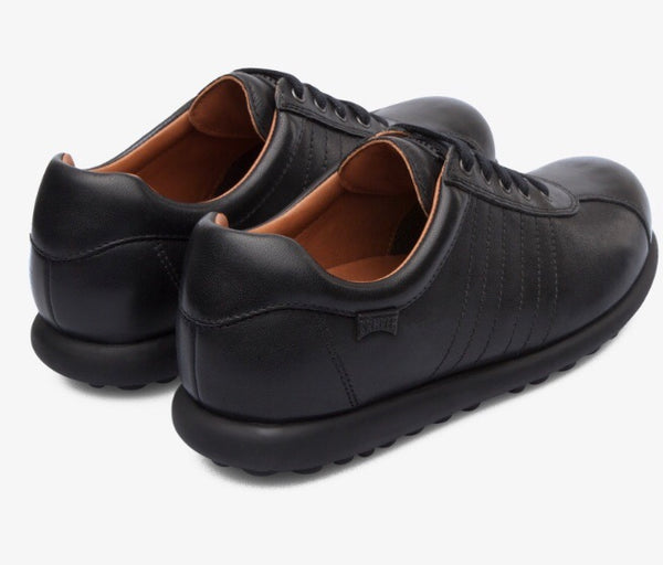 Camper Pelotas Ariel Black Leather $189, Our Beautiful Price $139