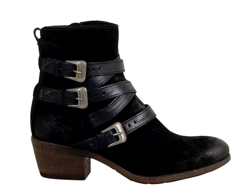 Miz Mooz Darien Boots in Black Reg $275, our Beautiful Price $129