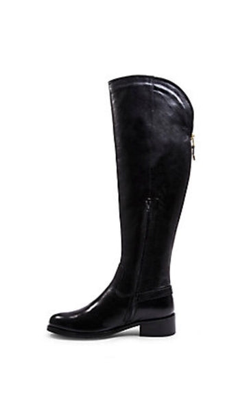 Steve Madden Salie in Black Leather $304, Our Beautiful Price $199