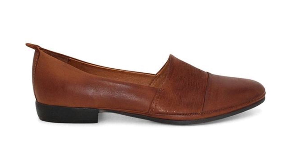 Miz Mooz Maria in Brandy Brown Color in Leather, $179, Our Beautiful Price $99