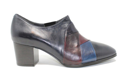 Canal Grande Pisa in Navy and Wine Leather $159, Our Beautiful Price $99