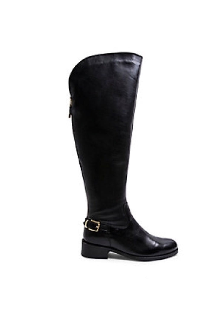 reputable site c7d95 8fef4 Steve Madden Salie in Black Leather $304, Our Beautiful Price $169