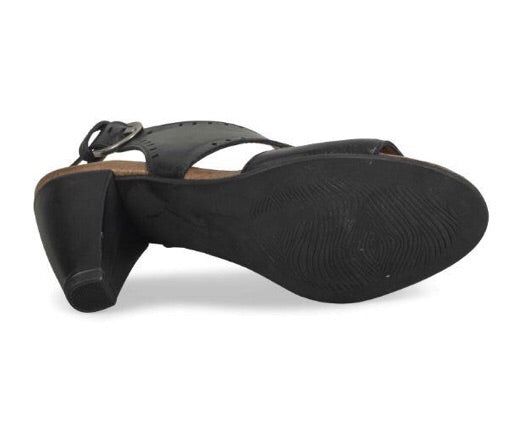 Miz Mooz Pasco Sandals in Black Leather$209, Our Beautiful Price $169