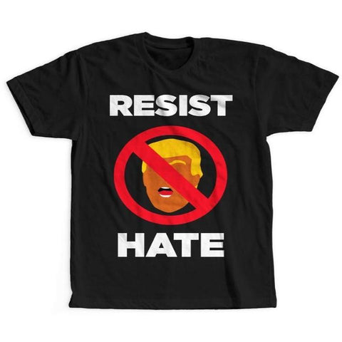 """Resist Hate"" T-Shirt"