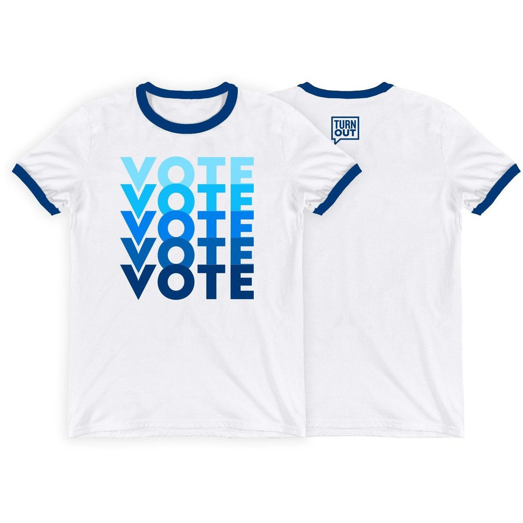 Vote Ringer T-Shirt