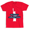 We Come in Different Colors Toddler T-Shirt