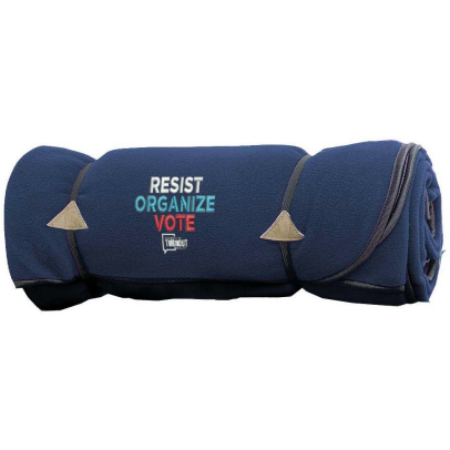 Resist Organize Vote Blanket