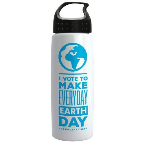 Make Everyday Earth Day Water Bottle