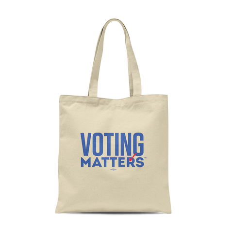 Voting Matters Tote