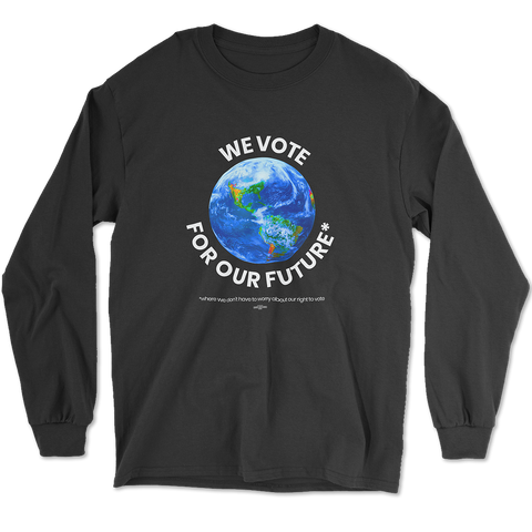 Our Future Long Sleeve T-Shirt