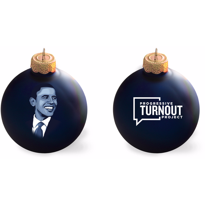 *PRE-ORDER* Obama Ornament