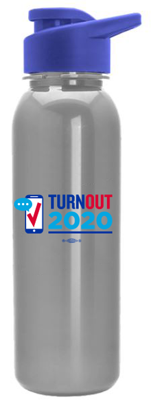 Turnout2020 Water Bottle