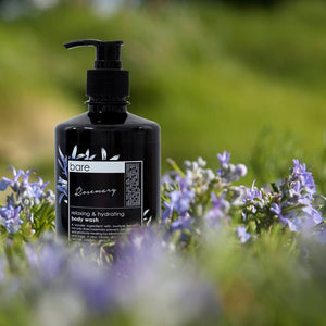 Bare for Bare Rosemary Body Wash