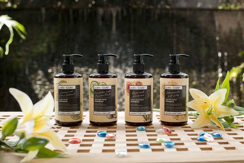 Bare For Bare Natural Hair Shampoo with 100% Botanical Extracts 300ml