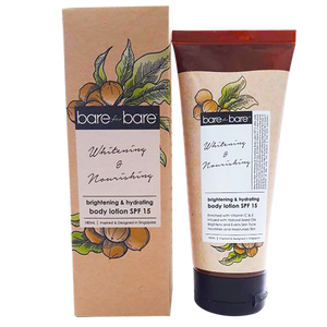 Bare for Bare Exfoliating & Moisturising Body Care Set