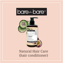 Bare for Bare Damage Repair Hair Conditioner- Cucumber & Passion Fruit 300ml