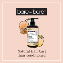 Bare for Bare Scalp Repair Hair Conditioner- Lemon & Citrus 300ml