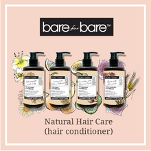 Bare for Bare Natural Hair Conditioner with 100% Botanical Extracts 300ml
