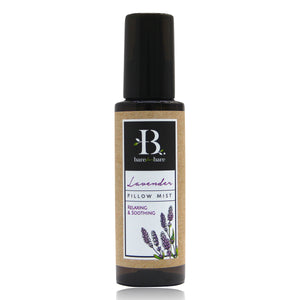 Bare for Bare Lavender Relaxing & Soothing Pillow Mist 100ml