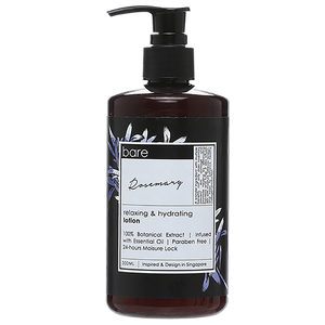 Bare for Bare Rosemary Body Lotion