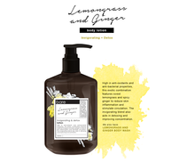 Bare for Bare Lemongrass & Ginger Body Lotion