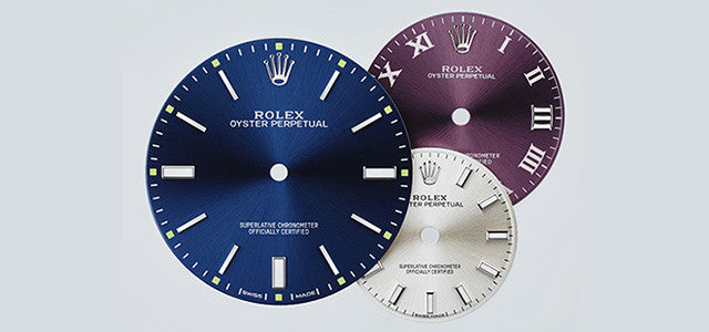 Colorful Dials