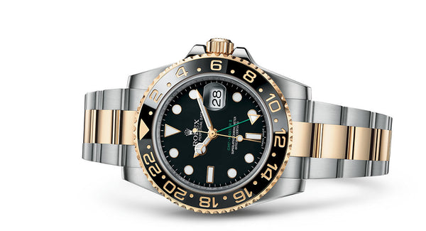 Rolex GMT-Master II Steel and Yellow Gold