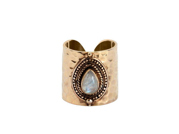 'Sheila' MS Gold Ring