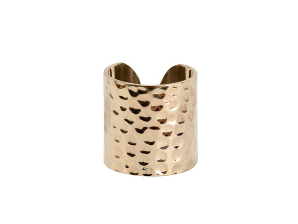'Sheila' Gold Ring