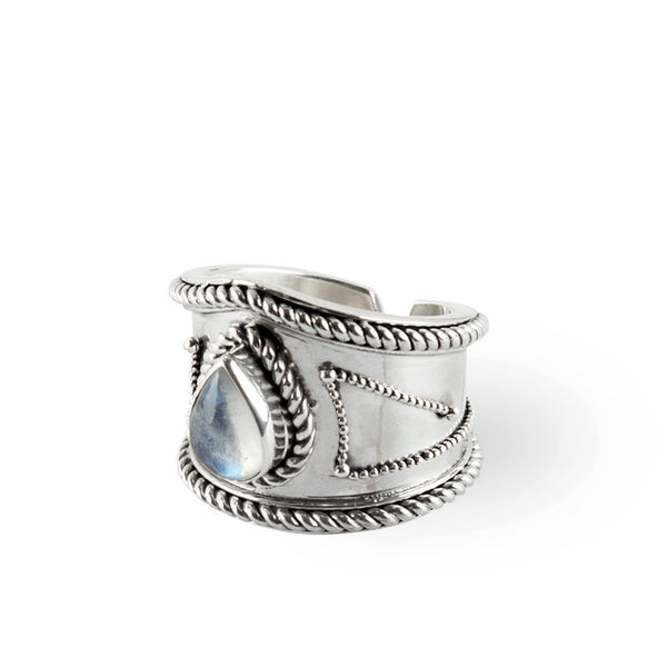 'Amalia MS' Silver Ring