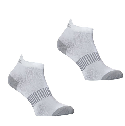 Salming Running Performance Ankle Sock 2 Pack White