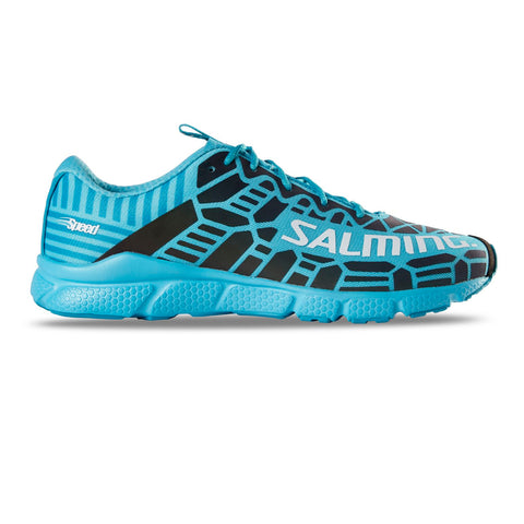 Salming Speed 8 Running Shoe Women Scuba Blue