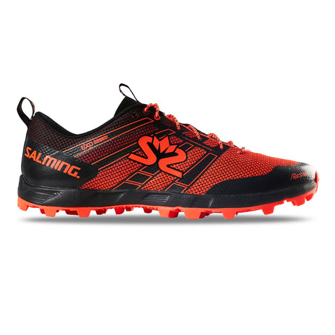 Salming Elements 3 Running Shoe Men Black / New Orange