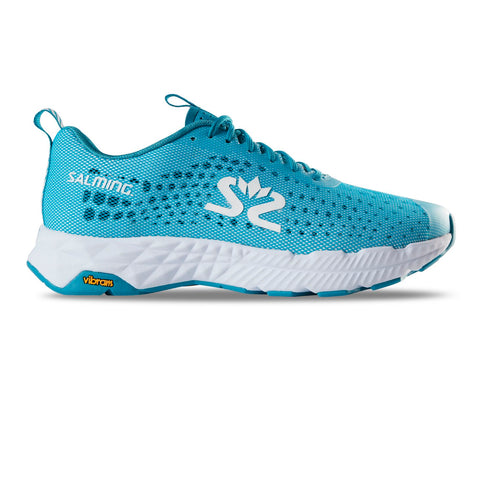 Salming Greyhound Running Shoe Women Caribbean Blue