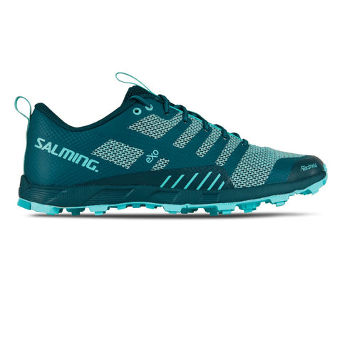 Salming OT Comp Shoe Women Deal Teal / Aruba Blue
