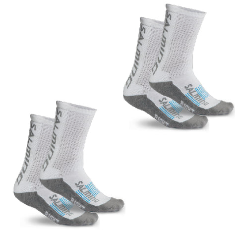 30 DEALS - DAY 30 - Salming Advanced Indoor Sock White Two Pack