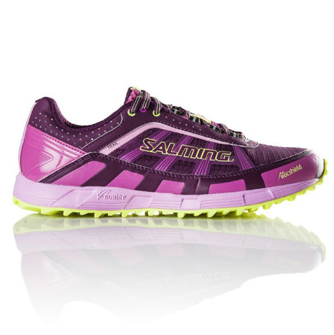 Salming Trail 3 Running Shoe Women Dark Orchid / Azalea Pink