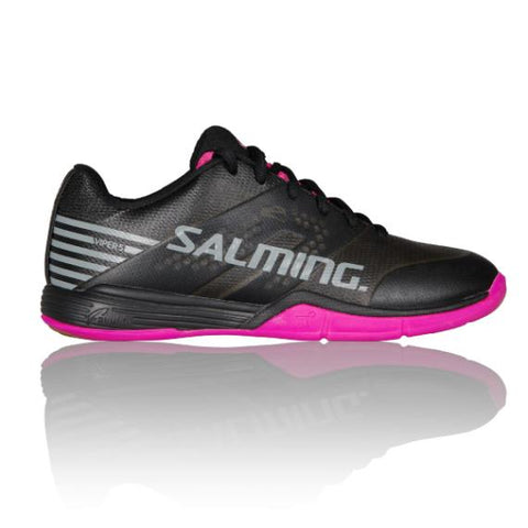 Salming Viper Shoes Women Black Pink