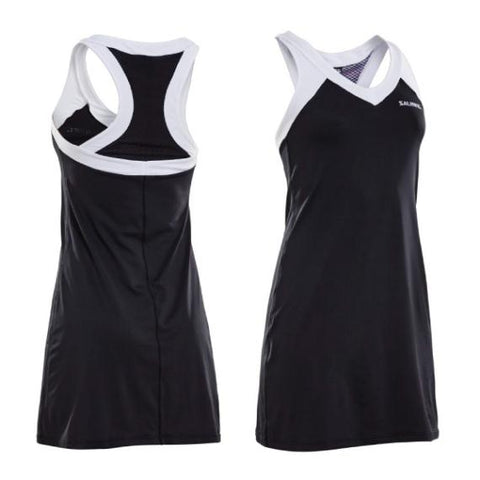 Salming Strike Dress Black White