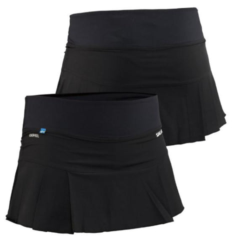 Salming Strike Skirt Black