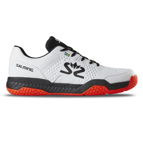 Salming Hawk Court Shoes Men White Black