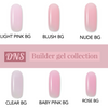 DNS Builder gel collection