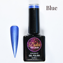 Load image into Gallery viewer, Blue gel polish