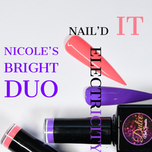 Load image into Gallery viewer, Nicoles Bright Duo