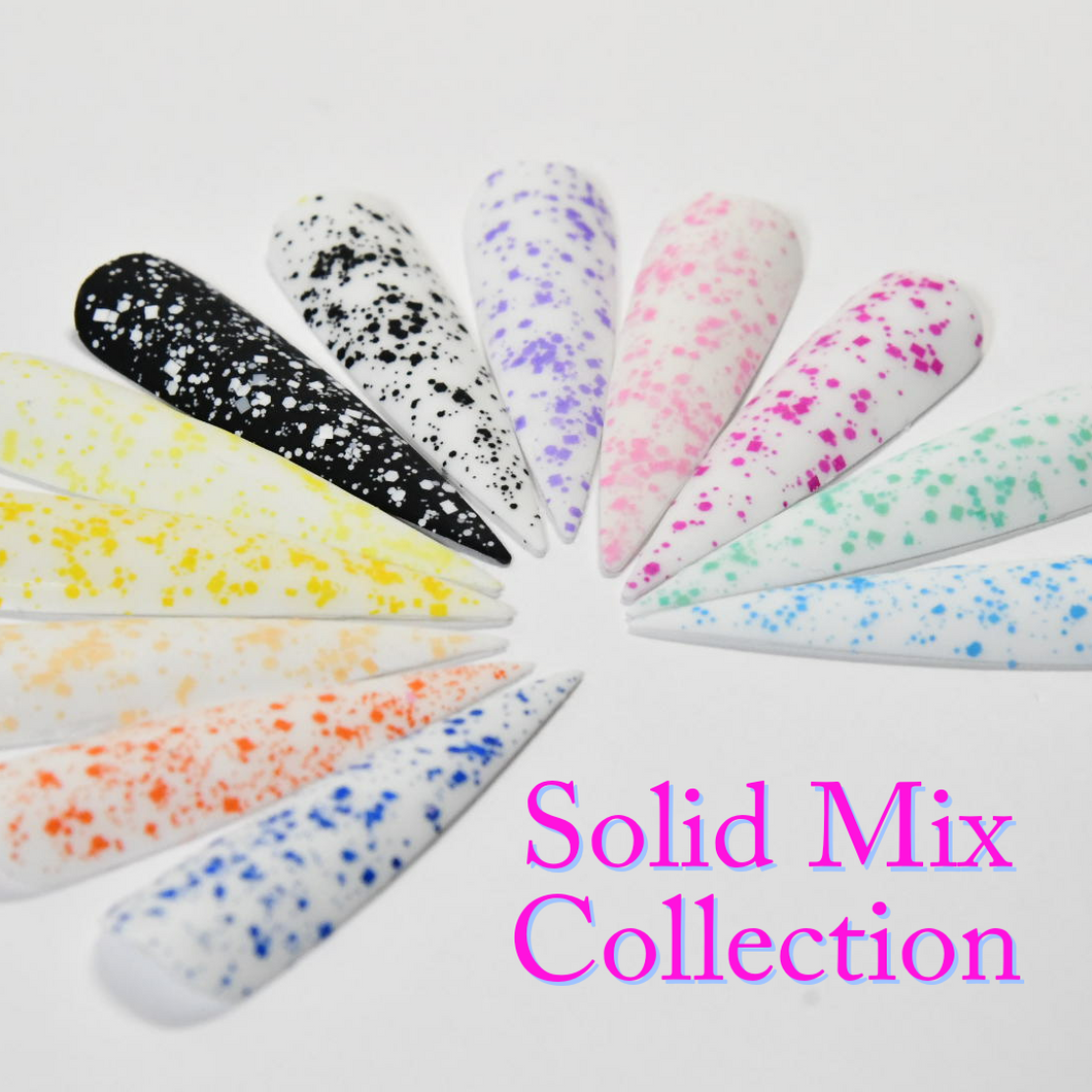 Solid Mix Collection