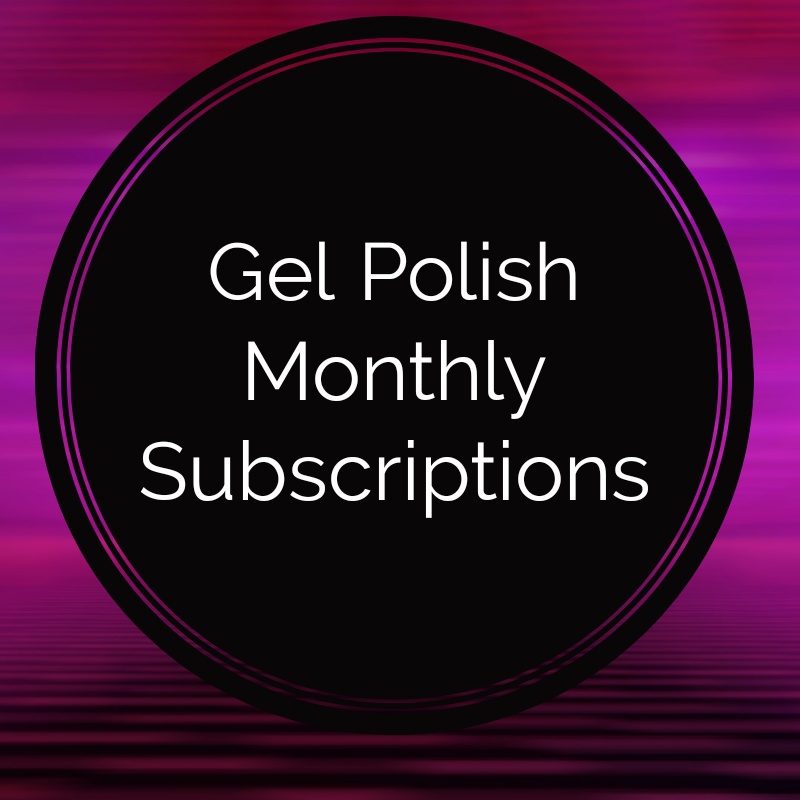 Gel Polish Monthly Subscription