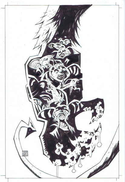 Mice Templar: Midwinter Night's Dream #3 Cover