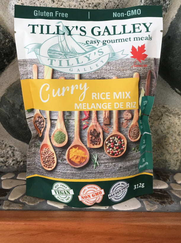 Curry Rice Mix
