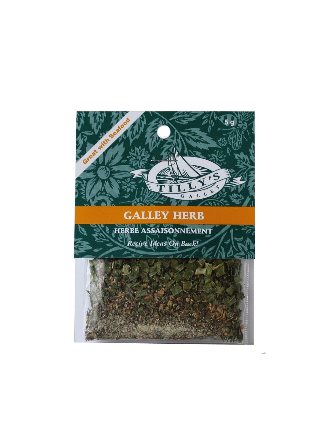 Galley Herb Spice Blend